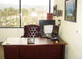 real estate agent's office - Dynasty