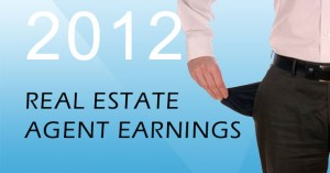 real estate agent earnings