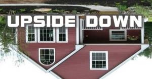 upside down mortgages